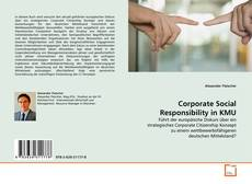Bookcover of Corporate Social Responsibility in KMU