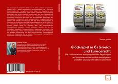 Bookcover of Glücksspiel in Österreich und Europarecht