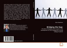 Couverture de Bridging the Gap: