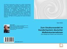 Borítókép a  Zum Strukturwandel im Standortsystem deutscher Molkereiunternehmen - hoz