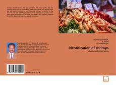 Bookcover of Identification of shrimps