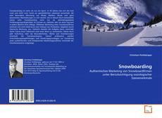 Buchcover von Snowboarding