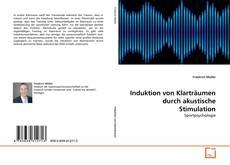 Bookcover of Induktion von Klarträumen durch akustische Stimulation