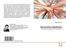 Bookcover of Barrierefreie Mediation