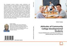 Couverture de Attitudes of Community College Developmental Students