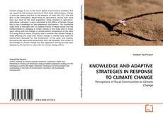 Capa do livro de KNOWLEDGE AND ADAPTIVE STRATEGIES IN RESPONSE TO CLIMATE CHANGE