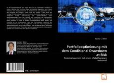 Buchcover von Portfoliooptimierung mit dem Conditional Drawdown at Risk