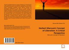Buchcover von Herbert Marcuse's Concept of Liberation: A Critical Perspective