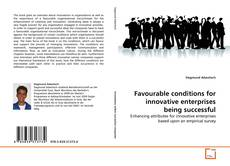 Buchcover von Favourable conditions for innovative enterprises being successful