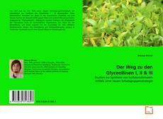 Buchcover von Der Weg zu den Glyceollinen I, II & III