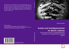 Capa do livro de Suizid und Suizidprävention im Bezirk Leibnitz