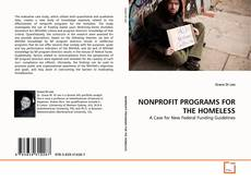 Bookcover of NONPROFIT PROGRAMS FOR THE HOMELESS