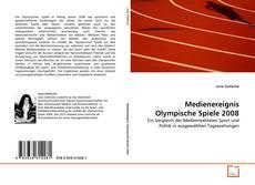 Buchcover von Medienereignis Olympische Spiele 2008