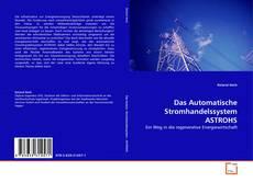 Обложка Das Automatische Stromhandelssystem ASTROHS