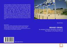 Bookcover of BRAND ISRAEL
