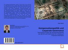 Copertina di Kompensationspolitik und Corporate Governance