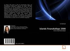Bookcover of Islands Finanzkollaps 2008