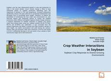 Bookcover of Crop Weather Interactions in Soybean