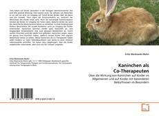 Capa do livro de Kaninchen als Co-Therapeuten