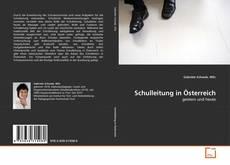 Buchcover von Schulleitung in Österreich