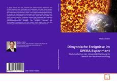 Buchcover von Dimyonische Ereignisse im OPERA-Experiment
