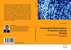 Couverture de Phonological Bootstrapping in Second Language Reading