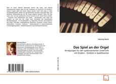 Buchcover von Das Spiel an der Orgel
