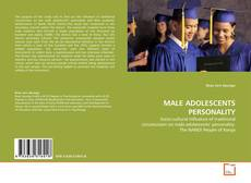 Bookcover of MALE ADOLESCENTS PERSONALITY