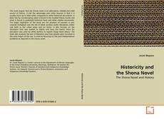Capa do livro de Historicity and the Shona Novel