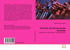 Portada del libro de Secretes of Extracurricular Activities