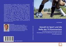 Bookcover of Gewalt im Sport und die Rolle des TV-Kommentars