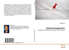 Datenmanagement kitap kapağı