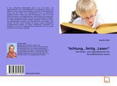 """Bookcover of """"Achtung...fertig...Lesen!"""""""