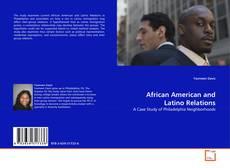 Borítókép a  African American and Latino Relations - hoz