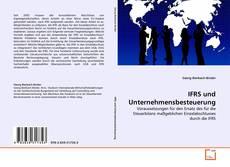 Buchcover von IFRS und Unternehmensbesteuerung