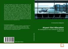 Buchcover von Airport Slot Allocation