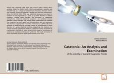 Capa do livro de Catatonia: An Analysis and Examination