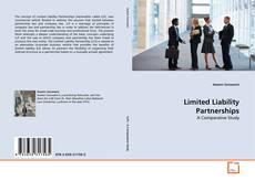 Portada del libro de Limited Liability Partnerships