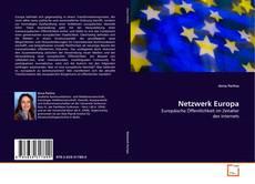 Capa do livro de Netzwerk Europa