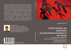 Kirche jenseits von Geschlecht Geschlechterkonstruktion in der Kirche kitap kapağı