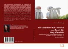 Buchcover von Fantasiereisen für Senioren - eine Form der Biografiearbeit