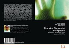 Bookcover of Biometric Fingerprint Recognition