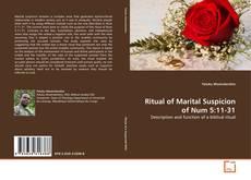Buchcover von Ritual of Marital Suspicion of Num 5:11-31