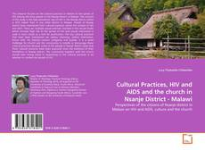 Portada del libro de Cultural Practices, HIV and AIDS and the church in Nsanje District - Malawi