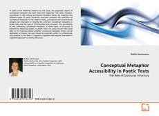 Conceptual Metaphor Accessibility in Poetic Texts kitap kapağı