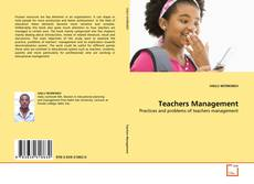 Capa do livro de Teachers Management