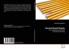 Bookcover of Service Brand Equity