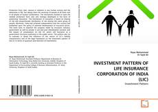 Couverture de INVESTMENT PATTERN OF LIFE INSURANCE CORPORATION OF INDIA (LIC)