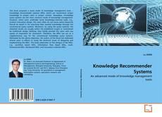 Borítókép a  Knowledge Recommender Systems - hoz