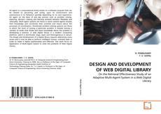 Couverture de DESIGN AND DEVELOPMENT OF WEB DIGITAL LIBRARY